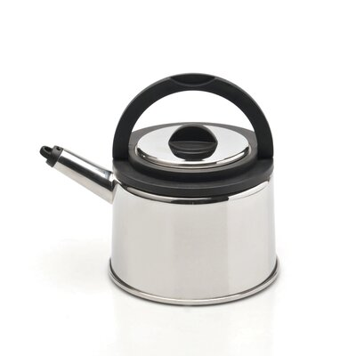 Cubo Whistling Tea Kettle by BergHOFF