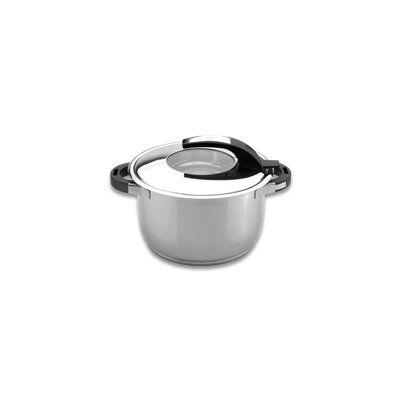 Virgo 7-qt. Stock Pot with Lid by BergHOFF