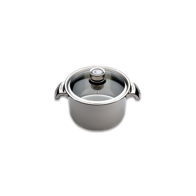 Invico Vitrum 16-Piece Cookware Set by BergHOFF