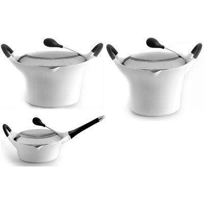 Auriga 6-Piece Cookware Set by BergHOFF