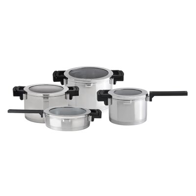 Neo Moden 8-Piece Cookware Set by BergHOFF