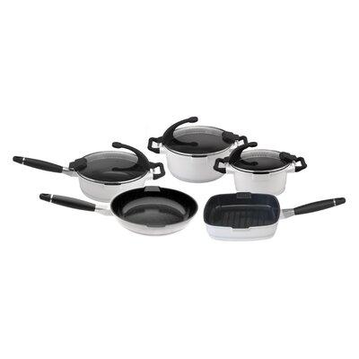 Virgo 8 Piece Cookware Set by BergHOFF