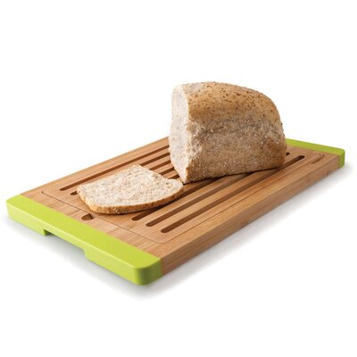 BergHOFF International Bamboo Open Groove Bread Board