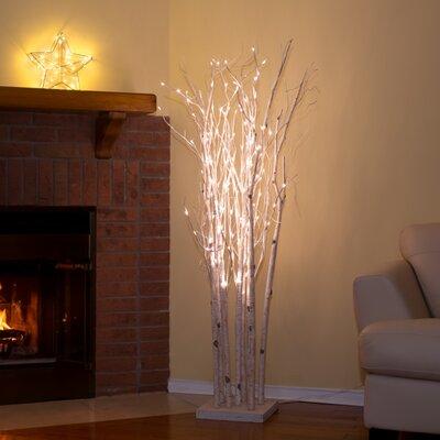 160 LED Light Birch Tree by Hi-Line Gift Ltd.
