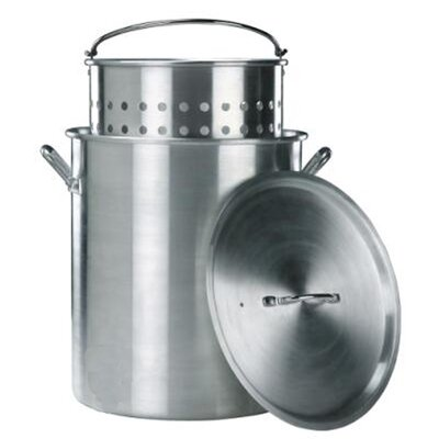Stock Pot and Strainer Set by Kamp Kitchen