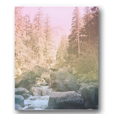 Yosemite in Summertime by Wilder California Photographic print on Wrapped Canvas Wall Art by ...