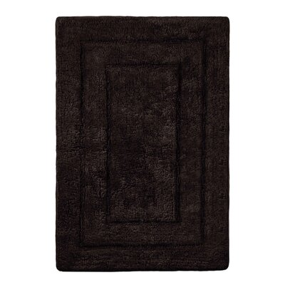 Archangel Ultra Soft 2 Rectangular Embossed Solid Bath Mat by Crover