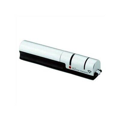 Kasumi Titanium Diamond Coated Stainless Steel Electric Knife Sharpener by Chroma