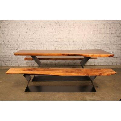 Banga 3 piece Dining Table Set by Indo Modern