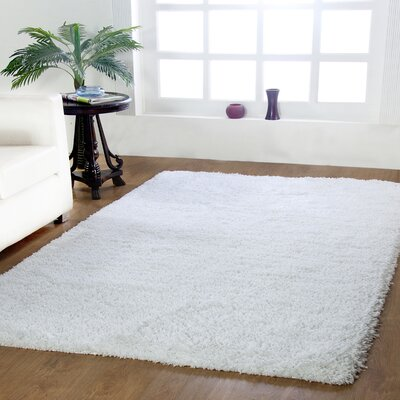 Affinity Hand-woven White Area Rug by Affinity Home Collection