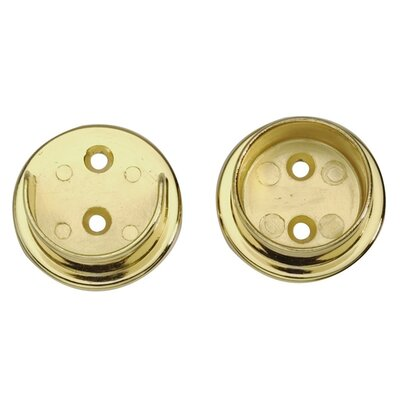 """Heavy Duty 2 Piece Closet Flange Set for 1.5"""" Tubing Product Photo"""