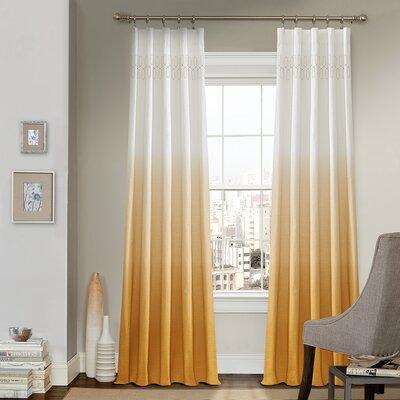 Arashi Window Drape Single Panel Product Photo
