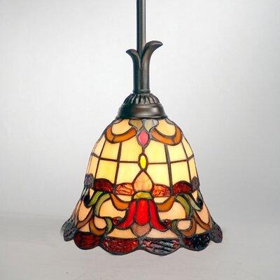 Dale Tiffany Newport 1 Light Pendant