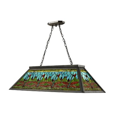 Glade Pool 4 Light Table Pendant Product Photo