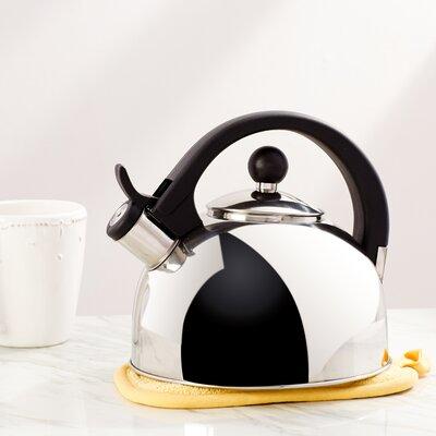 Stainless Steel Tea Kettle by Wayfair Basics