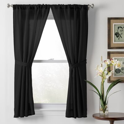 Rod Pocket Curtain Panels Product Photo