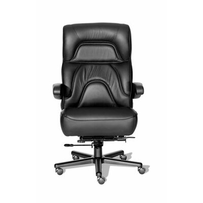 Comfort Plus+ Series Chairman Leather High-Back Executive Chair by ERA Products Office Chairs