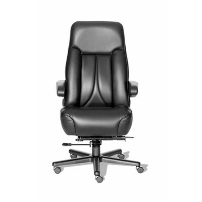 Comfort Series Odyssey Leather High-back Executive Chair by ERA Products Office Chairs