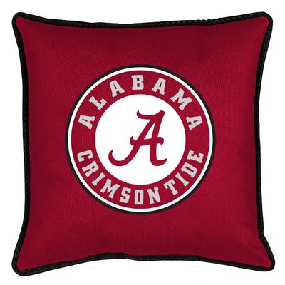 Sports Coverage Inc. NCAA Alabama Sidelines Throw Pillow