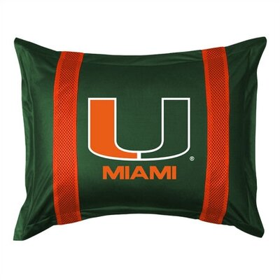 Sports Coverage Inc. NCAA Universty of Miami Sidelines Sham