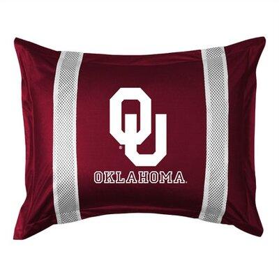 Sports Coverage Inc. NCAA University of Oklahoma Sidelines Sham