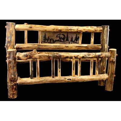 Log Bedroom Furniture Shop - Everything Log Homes