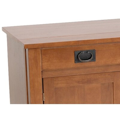 Stakmore Company, Inc. Shaker Mission Style Expanding Cabinet