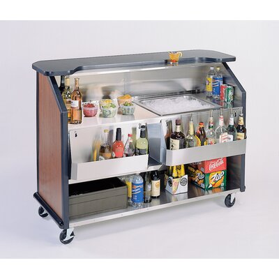 Stainless Steel Cart by Lakeside Manufacturing