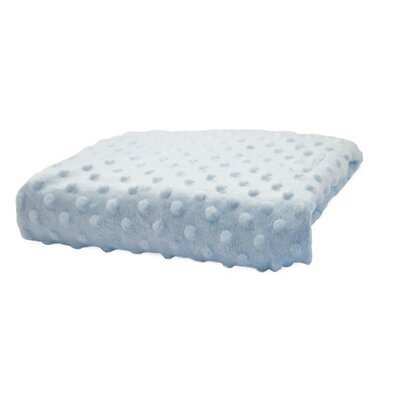Rumble Tuff Minky Dot Contour Changing Pad Cover CT 2
