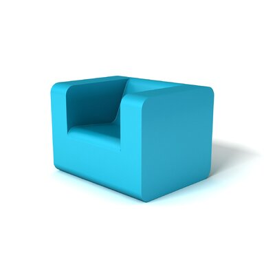 Feek Corner Arm Chair by Trendway