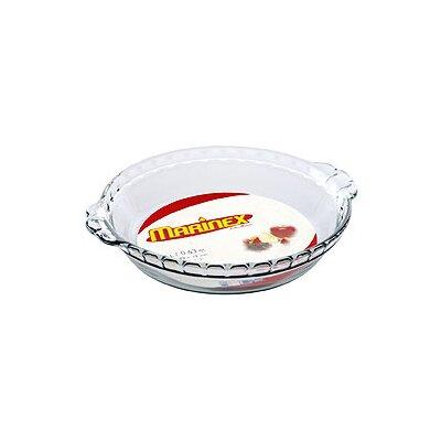 Medium Fluted Pie Dish by Marinex