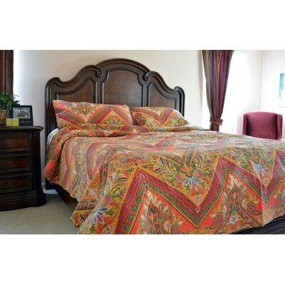 3 Piece Bedspread Set by Tache Home Fashion