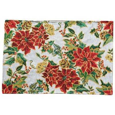 Deck the Halls Placemat by Tache Home Fashion