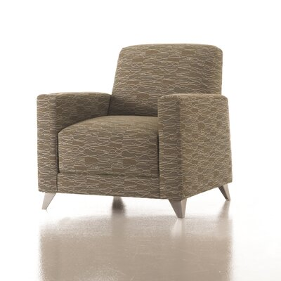 Zoe Lounge Chair in Grade 2 Fabric by Studio Q Furniture