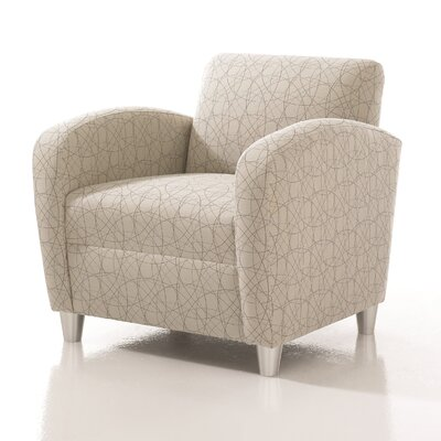 Crosby Lounge Chair in Grade 4 Fabric by Studio Q Furniture