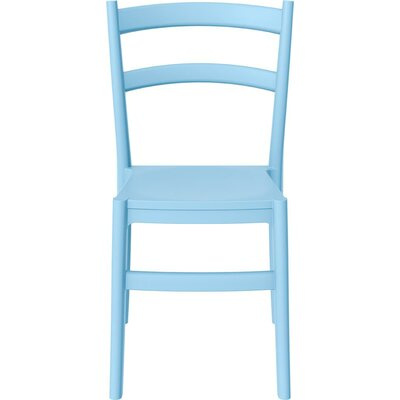 Tiffany Armless Stacking Chair by Siesta Exclusive