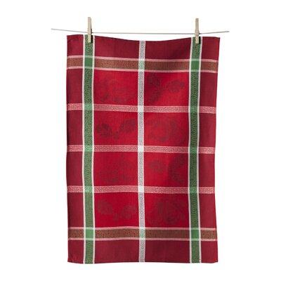 Noel Jacquard Towel by KAF Home