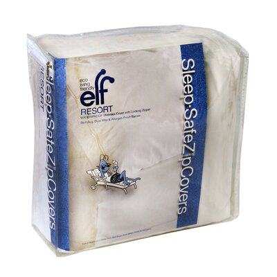 Aller Ease Bed Bug Allergy Protection Pillow Cover