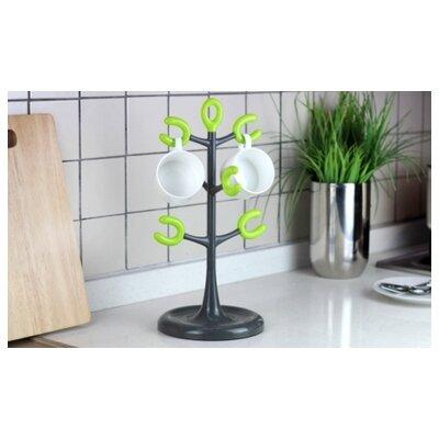 Plastic Mug Tree by Hopeful Enterprise