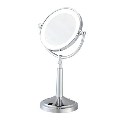 LED Cosmetic Lighted Mirror by Hopeful Enterprise