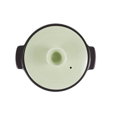 Vol 1.2-qt. Covered Ceramic Stovetop by Neoflam