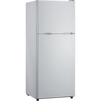 8.7 cu. ft. Top Freezer Refrigerator in White Product Photo