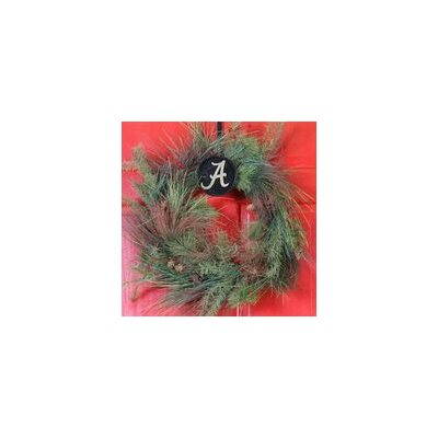 Collegiate Wreath Holder Decoration by HensonMetalWorks