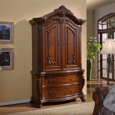 Luxor Armoire Product Photo