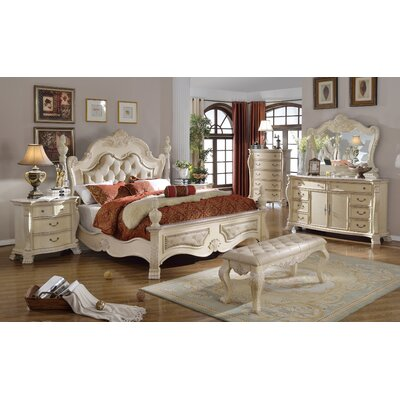 Monaco 5 Drawer Chest by Meridian Furniture USA