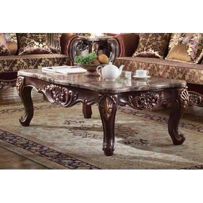 Lyon Coffee Table by Meridian Furniture USA