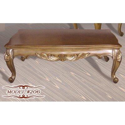 Palmas Coffee Table by Meridian Furniture USA