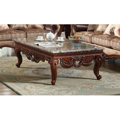 Bordeaux Coffee Table by Meridian Furniture USA