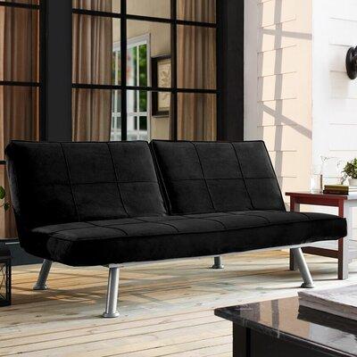 Serta Maxson Convertible Lounger Futon by LifeStyle Solutions