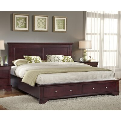 Cameron Panel Bed by LifeStyle Solutions